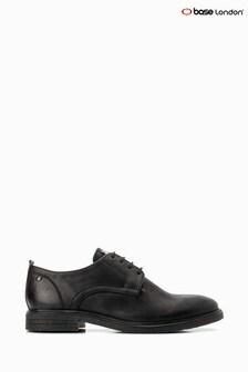 Chaussures à lacets Base London® Bonham noires