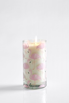 Pomelo & Ginger Flamingo Candle