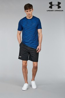 "Under Armour Gym Navy 8"" Mirage Short"