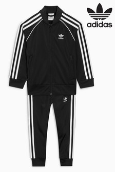 adidas Originals 3 Stripe Tracksuit