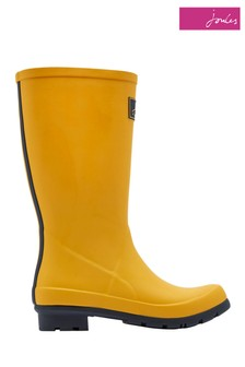 Joules Gold Roll Up Welly