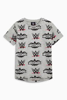 WWE T-Shirt mit durchgehendem Print (3-16yrs)