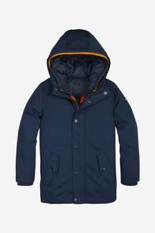 Tommy Hilfiger Boys Parka With Detachable Gilet