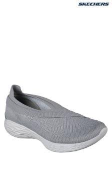 Skechers® Grey You Luxe