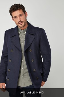Signature Reefer Coat