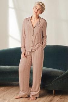 Пижамный комплект на пуговицах Emma Willis