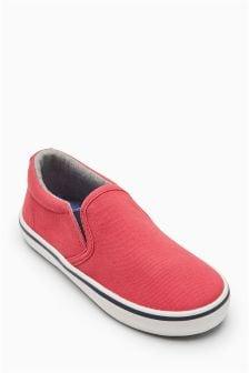 Skate Slip-Ons (Younger)