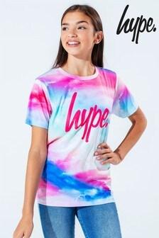 Hype. Multi Cloud T-Shirt