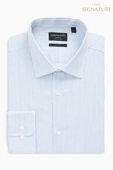 Коллекционная рубашка приталенного кроя Canclini