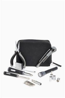 Twenty One Piece Multi Tool Kit