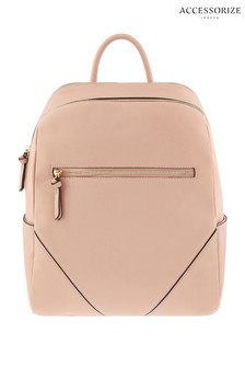 Accessorize Pink Judy Backpack