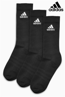 adidas Adult Crew Socks 3 Pack