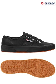 Superga® Black 2750 Cotu Classic Trainer