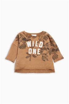 Wild One Sweater (0mths-2yrs)