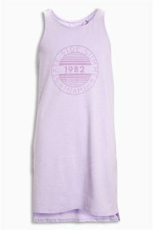 Jersey Dress (3-16yrs)