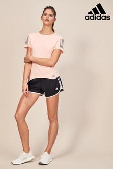 adidas Black Woven Short