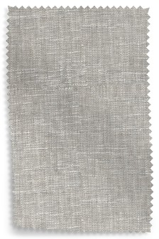 Boucle Weave Silver Fabric By The Roll