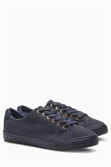 Borg Lined Trainers