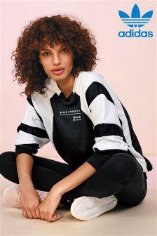 adidas Originals Black EQT Sweatshirt