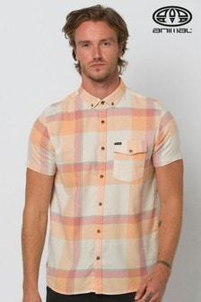 Animal Orange Harvest Short Sleeve Shirt