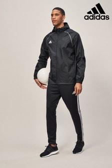 Granatowe spodnie dresowe adidas Unity Tango