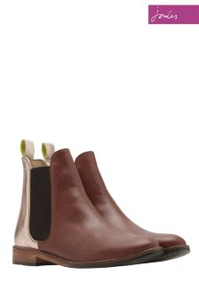 Joules Westbourne Leather Chelsea Boot