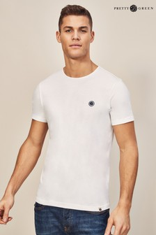 Pretty Green Mitchell Short Sleeve Crew T Shirt