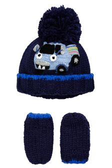 Truck Two Piece Set (Younger)
