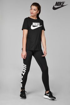Nike Black JDI. Leg-A-See Leggings