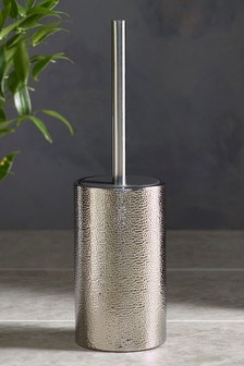 Ceramic Hammered Toilet Brush