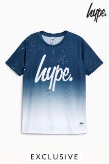 T-shirt Hype Fade imprimé