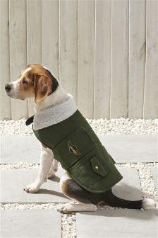 Aviator Dog Coat