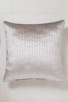 Glitter Stripe Cushion