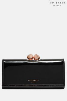 Ted Baker Black Patent Franky Purse
