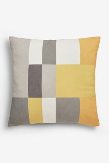 Patchwork Large Cushion