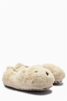 Bear Snuggle Slippers