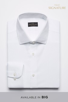 Signature Non-Iron Regular Fit Shirt