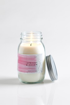Apricot Blossom Candle