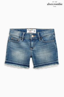 Abercrombie & Fitch Lace Short