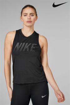 Nike Black Miler Tank