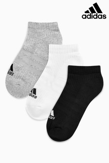 adidas 3 Pack Training Ankle Socks