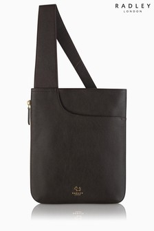 Radley Brown Pockets Acrossbody Bag