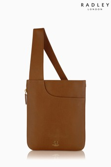 Radley Tan Pockets Acrossbody Bag
