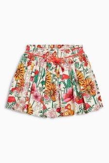 Floral Printed Skirt (3mths-6yrs)