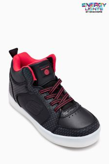 Skechers® Black Gore Sneaker