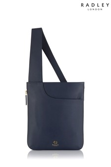 Radley Navy Pockets Across Body Bag