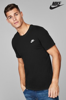 Nike Black Club T-Shirt