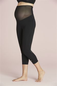 Maternity Capri Technical Leggings