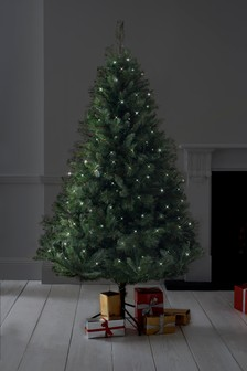 200 LED Woodland Pine 6ft Christmas Tree