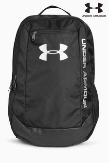 Under Armour Black Hustle Backpack